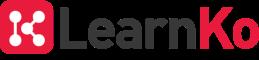 LearnKo Logo Flat (med)